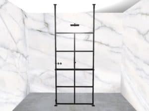 DEK-design Free Standing 100 helder glas